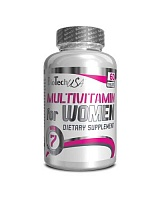 Multivitamin for women 60 табл (BioTech)