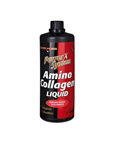 Amino Collagen Liquid 1000 мл (Power System)