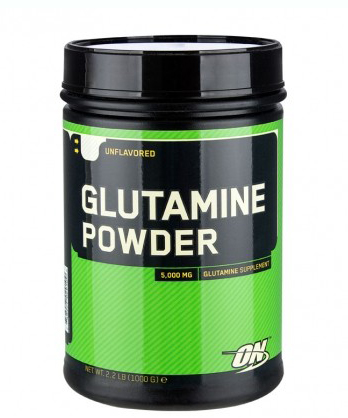 Glutamine powder 1000 гр (Optimum nutrition)