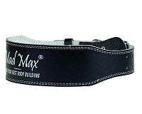 Пояс черный Leather belt MFB245 (Mad Max)