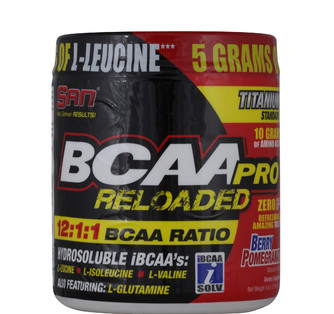 BCAA-Pro Reloaded 115 гр (SAN)