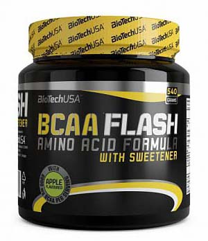 BCAA Flash 540 г (BioTech)