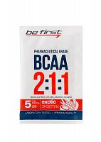 BCAA Be First BCAA 2:1:1 Powder (5 г)