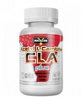 CLA Acetyl L-Carnitine Plus 90 капсул (Maxler)