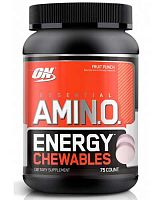 Amino Energy Chewables 75 таблеток (Optimum Nutrition)
